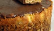 מתכון לעוגת גבינה סניקרס. בינגולשבועות