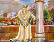 שיר הלל לבנימין נתניהו וממשלתו, מלך ישראל חיוקיים