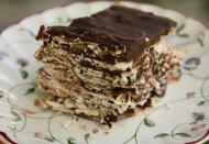 ארבעה מתכונים לעוגת מצות – שוקולד, קרםומצות….