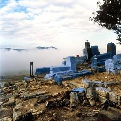 למרגלות ההר, המנוחה האחרונה של ישראל