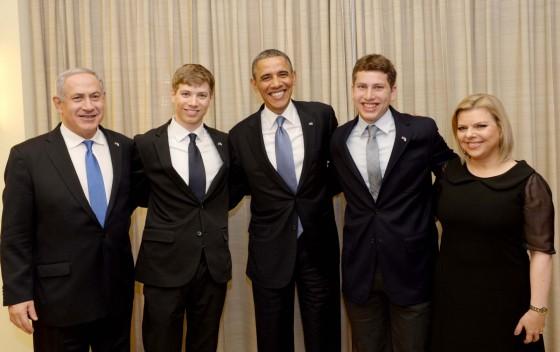 טיול פרטי לבני המשפחה לשופינג עם אובמה
